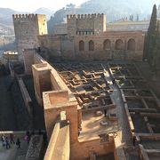 アルハンブラの城砦