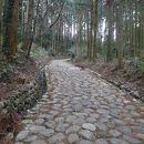 旧東海道石畳