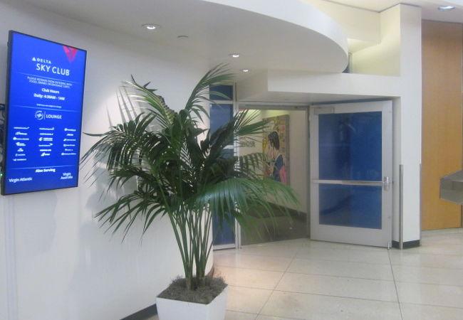 デルタスカイクラブ (ロサンゼルス国際空港)