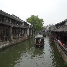 烏鎮東柵景区