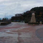 ボートウォークと称する遊歩道からは敦賀港の景色を楽しむことが出来ます