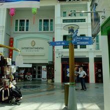 インターコンチネンタル・シンガポールもブギスジャンクションに
