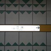 駅の施設が乗降客の増加に追い付いていない