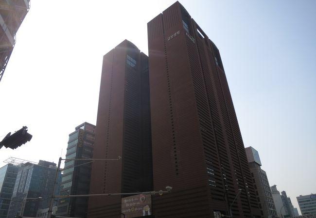 大型書店ビル