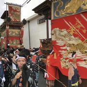 愛知県の半田の亀崎潮干祭
