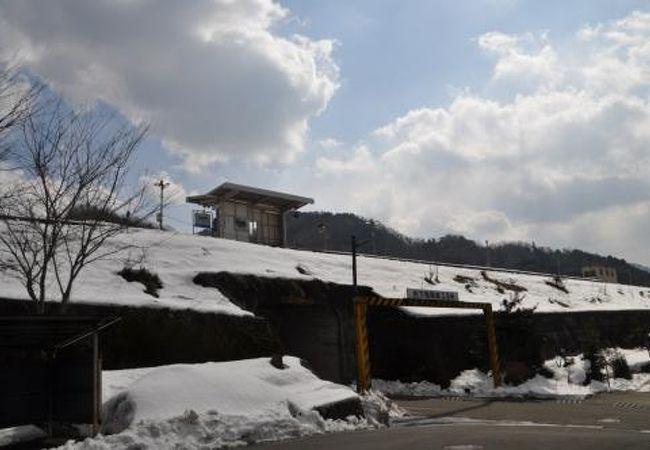 石見都賀駅
