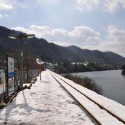 江の川に最も近い駅??