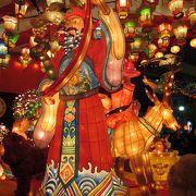 旬の長崎を彩る「ランタンフェスティバル」