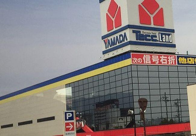 ヤマダ電機テックランド (大津堅田店)
