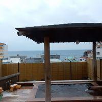 5F露天風呂からの眺望