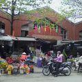 写真:ベングー市場