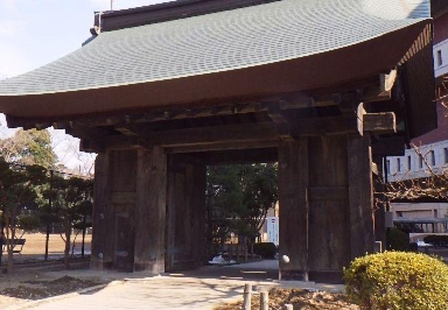 水戸城址(二の丸展示館)
