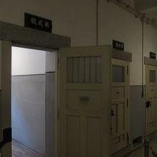 地下の牢屋