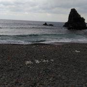 とても素敵なビーチ