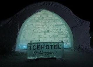 アイスホテル 写真