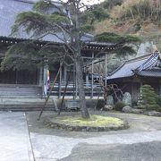 温泉津御市街の中心付近にある大きな寺