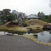 二つの庭園
