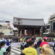 日本一ランナーに優しいマラソン大会。スタッフの努力に感服します。