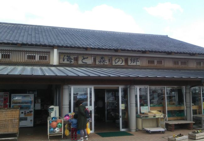 県営鹿島灘海浜公園