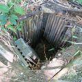 横井さんが潜伏していた洞窟