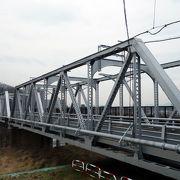 渡良瀬川に架かる橋