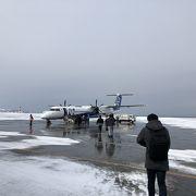 稚内の空港