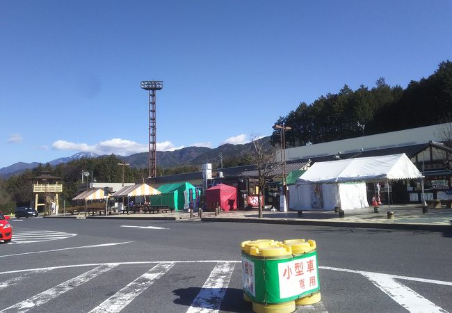 恵那峡サービスエリア (下り)