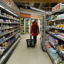 クーッケリ スーパーマーケット