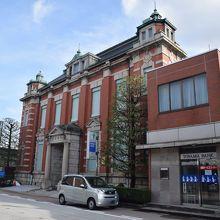 赤レンガの銀行 (富山銀行本店)