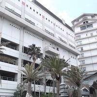勝浦ホテル三日月外観