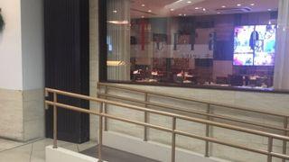 小倉ステーションホテル7階