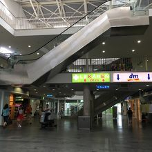 コシツェ バスターミナル