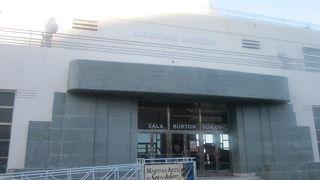 アクアティックパークバスハウスビルディング (海洋博物館)