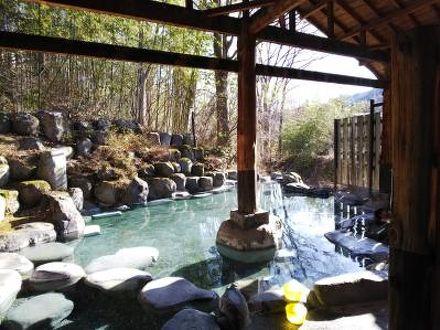水上温泉郷 諏訪峡温泉 天狗の湯きむら苑 写真