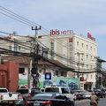 ビエンチャンのビジネスホテルライクなホテル