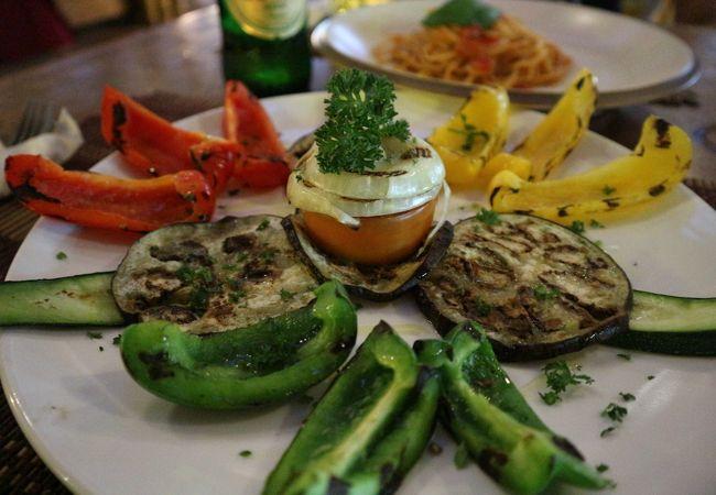 イタリアーノ バー アンド レストラン
