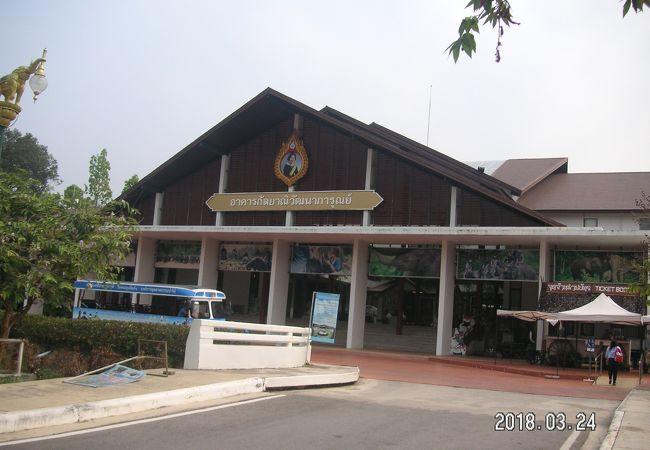 タイ エレファント コンベンションセンター