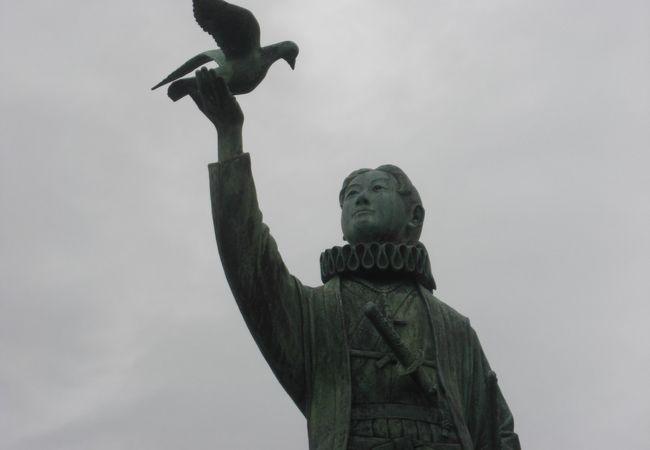 天草四郎時貞像 (天草パールセンター)