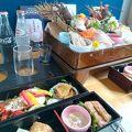 写真:レストラン・キハ
