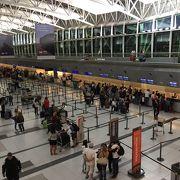 ただいま、工事がガンガン、進行中....これから良くなる予感.....(エセイサEZE国際空港/ブエノスアイレス/アルゼンチン)