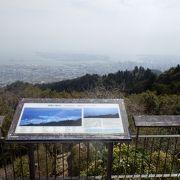 日本三大夜景の一つとされています