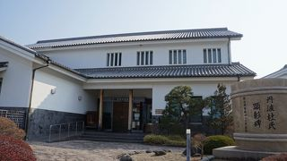 丹波杜氏酒造記念館