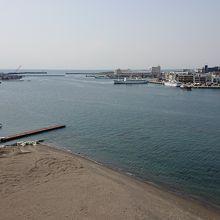 橋からの眺望