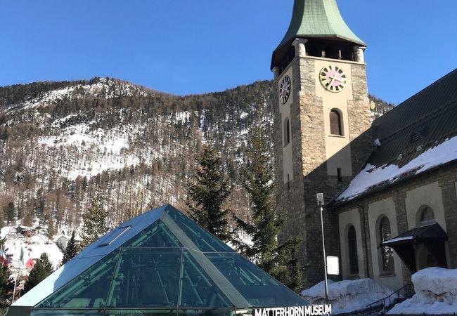 マッターホルン登頂の歴史がよくわかる