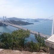 開通30周年の瀬戸大橋を見る