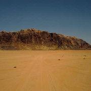 絶景の砂漠