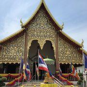 地元民に愛される寺院