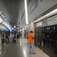 チャンギ エアポート駅