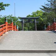 柳川一の神社