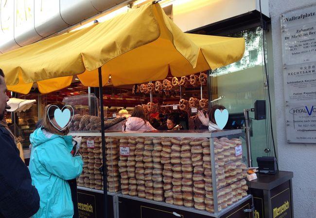 揚げパンの美味しいパン屋さん